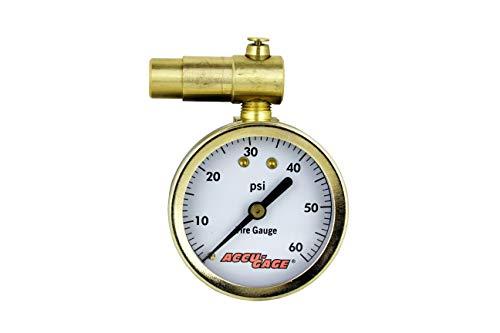 Godeson Presta Valve BicycleTire Pressure Gauge 0-160psi and 0-11bar