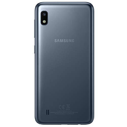 Samsung Galaxy A10 32GB (A105M) 6.2 HD+ Infinity-V 4G LTE Factory Unlocked GSM Smartphone - Black