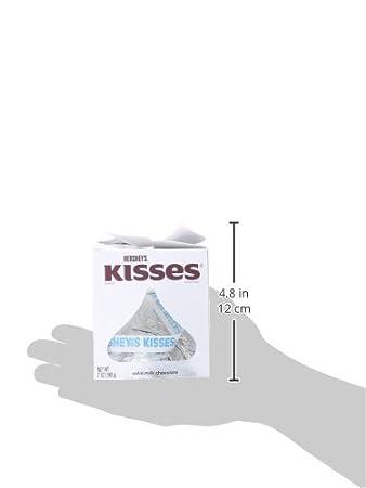 Amazon.com: Kisses Chocolate con Leche Gigante (7 onzas ...