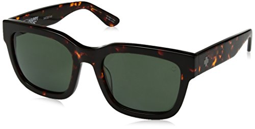 Spy Optic Trancas Happy Lens Collection Sunglasses, Classic Camo/Grey Green, One Size Fits - Lens Camouflage Sunglasses