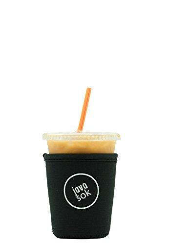 Iced JAVA SOK  | 16-18oz Insulated Neoprene Cup Sleeve for S