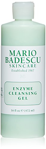 Gel Cleansing Combination Skin - Mario Badescu Enzyme Cleansing Gel, 16 oz.