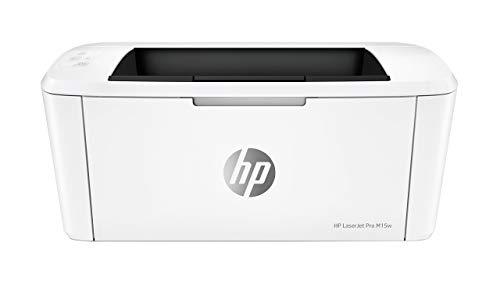 HP Laserjet Pro M15w Wireless Laser Printer (W2G51A) (Certified Refurbished) by HP