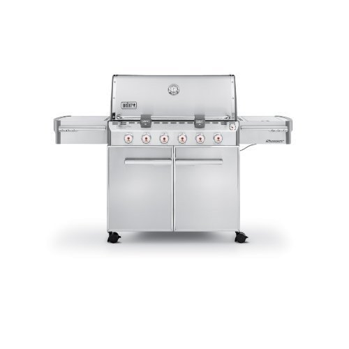 Weber Summit 7320001 Liquid-Propane Gas Grill
