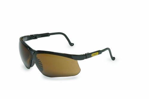- Stanley Genesis Premium Safety Glasses, Espresso Lens (RST-61024)