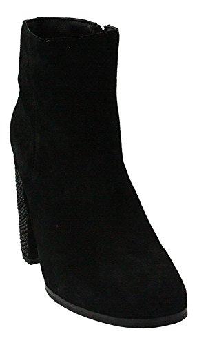 Alma en Pena | Stiefelette - schwarz Schwarz