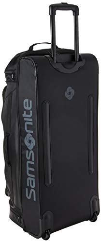 Samsonite 32 Inch Rolling Duffel, All All Black, One Size