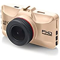 MNCD50 1080p Full HD Dash Camera (Gold)