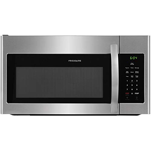 Frigidaire 1.6-cu ft Over-the-Range Microwave (EasyCare Stainless Steel) by FRIGIDAIRE