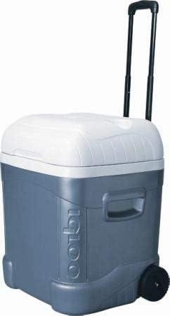 frigo Portatile UNIFLAME Frigo Mare Ice Cube maxcold Roller 60 ghiacciaia