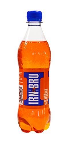 Barr's Irn-Bru Soft Drink, 16.9 Fluid Ounce (Pack of 12) by Irn Bru (Image #1)