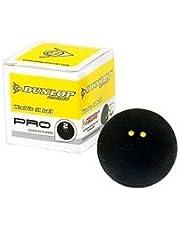 DUNLOP Sq-Ball Pro, 2 gelbe Punkte 700067