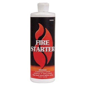Forrest Paint 80M400B16 Gelled Fire Starter Squeezable with Flip Top by Forrest Paint
