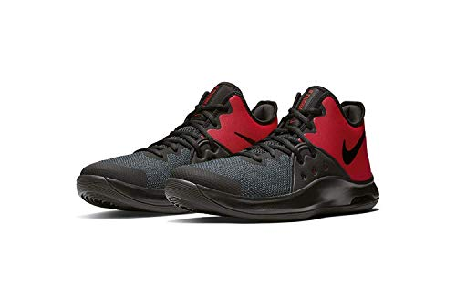 Red anthracite 600 Air Basketball Mixte Iii Chaussures Nike black Adulte Multicolore Versitile university De gvTRwnx7q