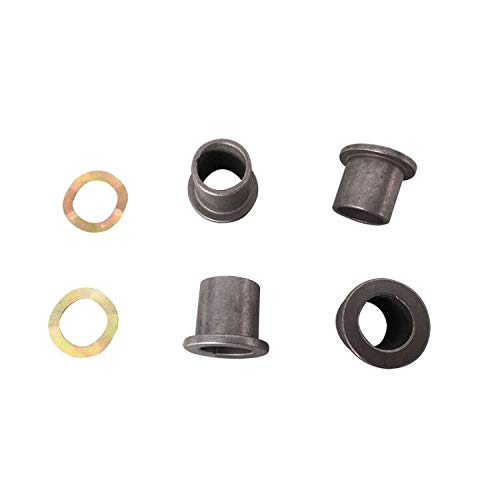 (King Pin Wave Washer/Spindle BUSHINGS kit,Fits Club Car Precedent Golf Carts)