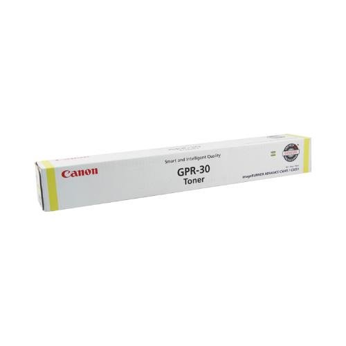 Part 000 Yield - Canon (GPR-30) imageRUNNER Advance C5045/C5051 Yellow Toner (38 000 Yield) Yellow Toner (38 000 Yield), Part Number 2801B003AA