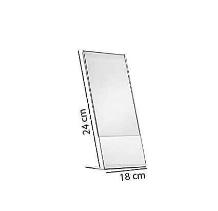 Ronnieart - Portaretrato de tamaño A3, transparente, para foto: Amazon.es: Hogar