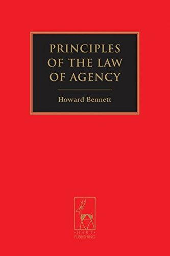 Principles of the Law of Agency