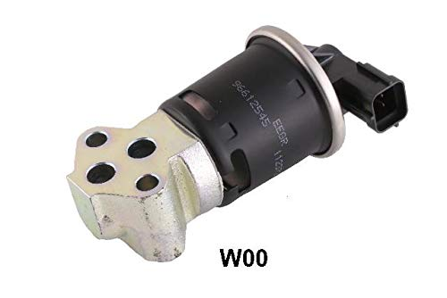 JAPANPARTS Replacement EGR Valve EGR-W00: