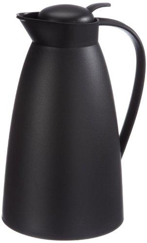 Alfi 0825020100 Isolierkanne Eco Kunststoff schwarz 1,0 l
