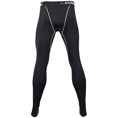 insulated compression pants - 6