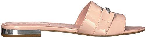 Pink Lauren Sandal Ralph Davan Lauren Dusty Women's Slide 0q0wraR