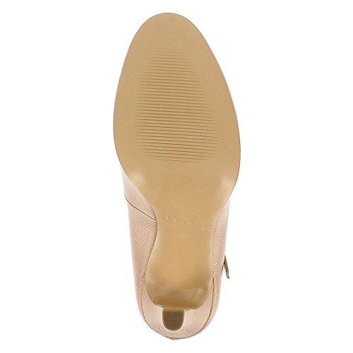 mujer Evita Piel Shoes Cristina color carne para vestir de Zapatos de 868raBqw