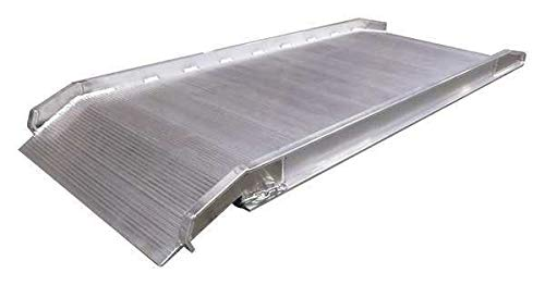 Walk Ramp, Load Capacity 2, Service Height Range 6 to 21 in, Apron End End Style,000 Lb,210416476