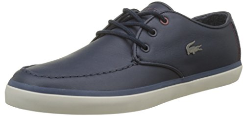 Lacoste Herren Sevrin 417 1 Cam Sneakers Blau (Nvy)