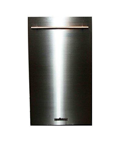 Krushr K015-DOOR Door with T Bar Style Handle, Stainless Steel