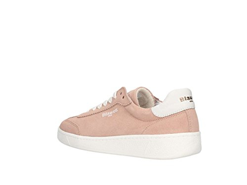 SUE Donna USA 39 Nude Blauer Sneakers 8SOLYMPIA02 87wpF