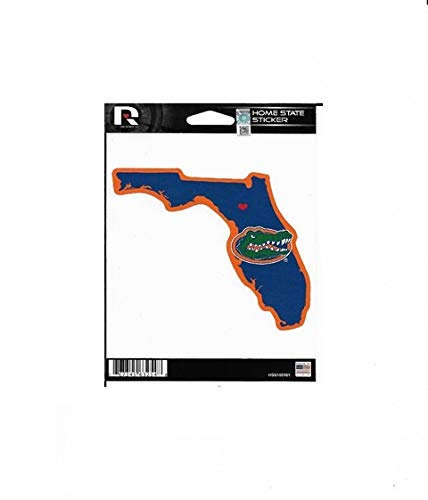 Rico Industries NCAA Florida Gators Home State Sticker