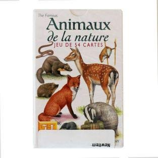 Heritage Playing Card Company Juego 54 Cartas Animales ...