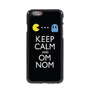 WQQ Keep Calm Design Aluminum Hard Case for iPhone 6