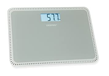 Zelmer BS1200 Báscula personal electrónica - Báscula de baño (Báscula personal electrónica, 150 kg, 1 g, kg/lb, 4 sensores, LCD): Amazon.es: Hogar
