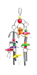 Prevue Pet Products Chime Time Whirlwind Bird Toy 62525