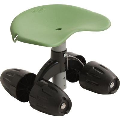 Garden Stool Rocker - Vertex Garden Rocker Rolling Seat