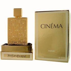 Amazoncom Cinema By Yves Saint Laurent Pure Parfum 05 Oz 15 Ml