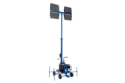 Led Light Tower Generator
