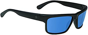 Spy Optic Frazier Happy Lens Wrap Sunglasses