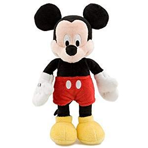 (Disney 9 Mickey Mouse Plush)