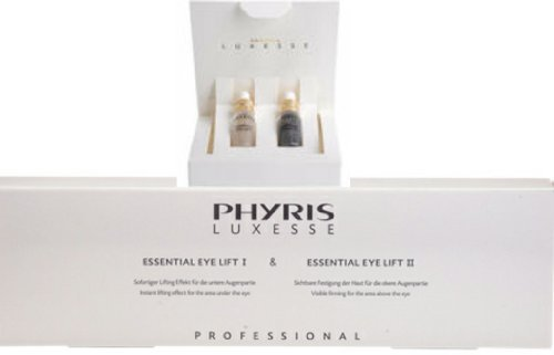 Phyris Essential Eye Lift Set 4 + 4 X 5 Ml - Pro Edition. Smoothing and Revitalizing Concentrate