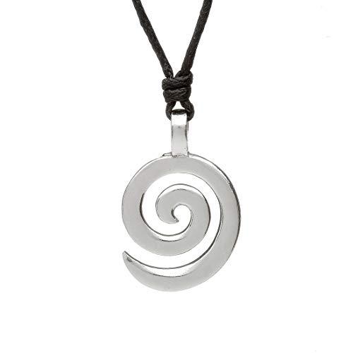 (Celtic Spiral: Celtic Legends Necklace/pendant)