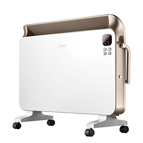 YONGMEI Radiador eléctrico, Calentador, Horno de Calentamiento rápido, Control Inteligente de WiFi, hogar/baño, bajo...