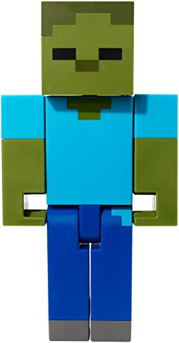 Minecraft Zombie Large Scale Action Figure]()