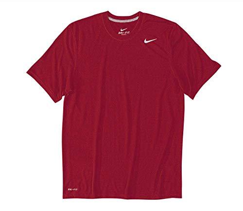 Nike Men's Legend Short Sleeve Tee, Cardinal, S by Nike (Image #1)