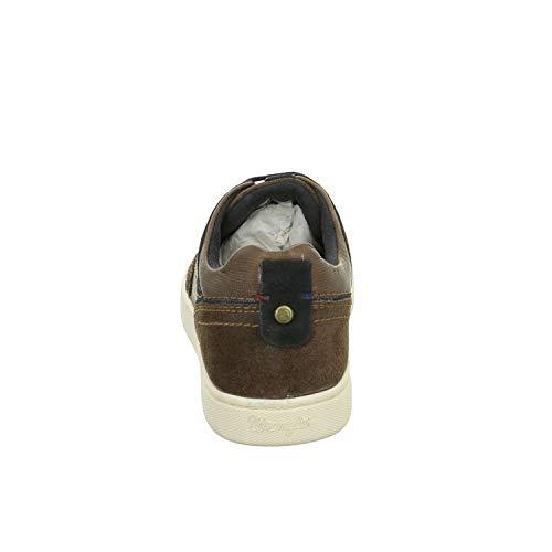 Marrone Sneaker EU Uomo Marrone Wrangler 46 dRXtOqnwx