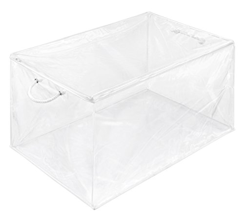 Whitmor Zippered Storage, Jumbo