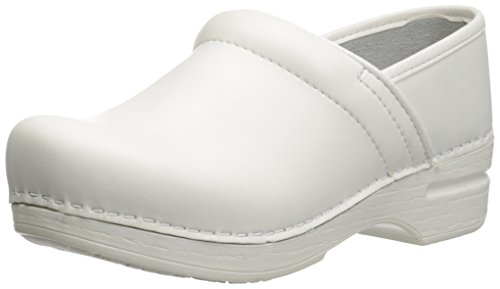 Dansko Women's Pro XP Mule, White Box, 38 EU/7.5-8 M US