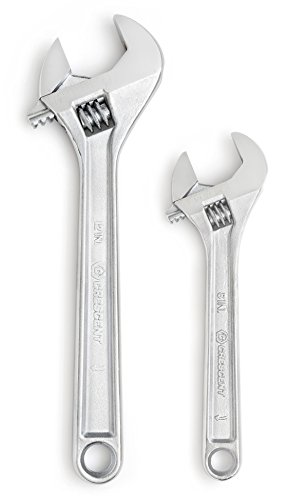 Crescent AC2812VS 2 Pc. Adjustable Wrench Set 8
